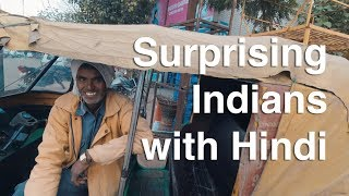 Video Foreigner Surprising Indians with Hindi (WARNING Smiles Galore!) MP3, 3GP, MP4, WEBM, AVI, FLV Mei 2018