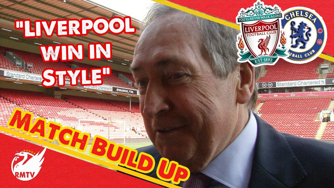 """Liverpool Win In Style"" 