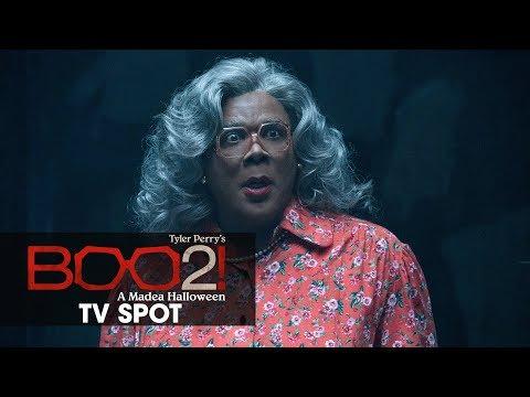 Boo 2! A Madea Halloween (TV Spot 'Unseen')