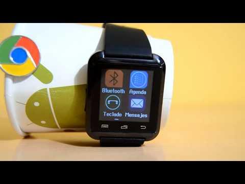 Review de Smartwatch chino barato y bueno