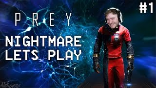 Prey is out now and after the playing the demo I really wanted to pick this up. I decided to play Prey on the hardest difficulty - Nightmare. Come join me on my lets play adventure through Prey on Nightmare difficulty :DPlease leave a rating and a comment on the video to let me know what you thought and share and subscribe if you enjoyed it! ▽ MORE ALEXARCS HERE ▽► SUBSCRIBE HERE -- http://bit.ly/1z36r4K► TWITTER -- http://bit.ly/1MM4KQr► FACEBOOK -- http://on.fb.me/1NTGZ9m► TUMBLR --  http://bit.ly/2mwxhlX