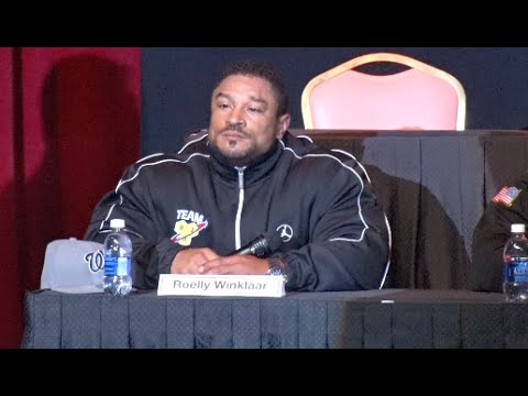 2014 Mr. Olympia   Press Conference   Part 3