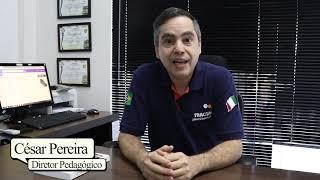 Mensagem do nosso diretor César Pereira. Boas Férias! Bom descanso!