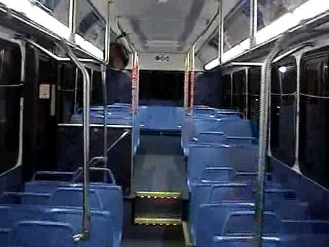 low floor - Tour of a 40ft Gillig Low Floor.