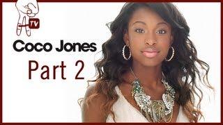 Coco Jones Freestyles! Exclusive Interview Part 2