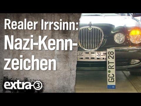 Realer Irrsinn: Nazi-Kennzeichen   extra 3   NDR