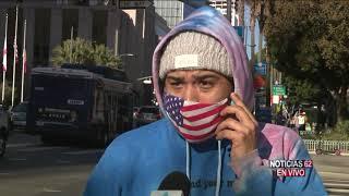 Simpatizantes de Trump volvieron a tomar las calles – Noticias 62 - Thumbnail