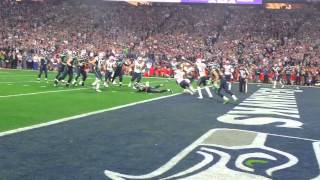 Patriots win Super Bowl on Butler's interception