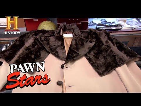 Pawn Stars: Elvis Presley's Superfly Jacket (Season 8) | History