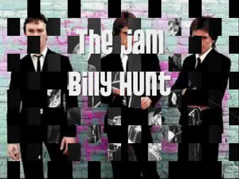 Tekst piosenki The Jam - Billy Hunt po polsku