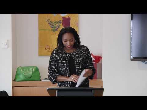 2017 OPUTA Lecture