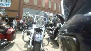 Sturgis (SD) United States  city photo : Sturgis Motorcycle Rally 2013, South Dakota, USA! BMW K1200LT