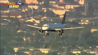 Video LAX preparing for JetBlue Flight 292 Emergency Landing MP3, 3GP, MP4, WEBM, AVI, FLV Januari 2019