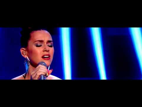 "Katy Perry ""Unconditionally"" Live Acoustic Version Alan Carr Chatty Man December 20, 2013"
