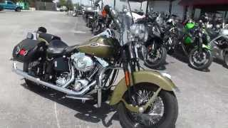 5. 087992 - 2007 Harley Davidson Softail Springer Classic - Used Motorcycle For Sale