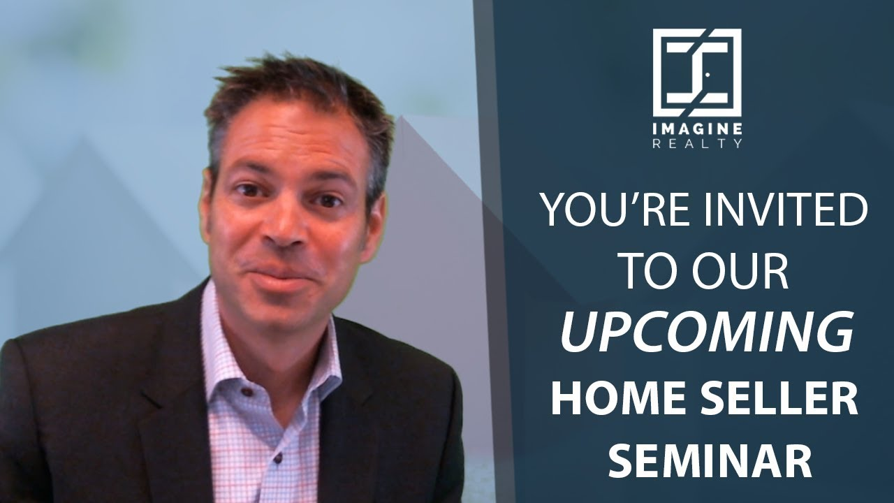 Join Us at Our October Seller's Seminar