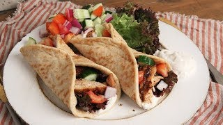 Chicken Shawarma Recipe | Episode 1182 by Laura in the Kitchen