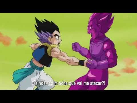 Dragon Ball Super - Gotenks  Vs ''Vegeta'' (Episodio 45) Legendado PT-BR HD