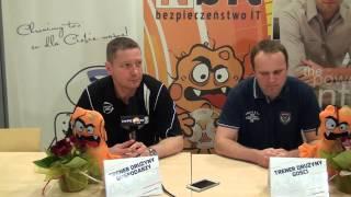 Wywiad po Meczu Nbit vs Marex Chorzów