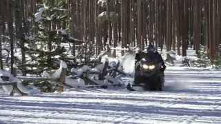 6. Modèle Ski-Doo Expedition 2016