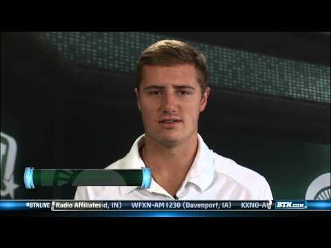 Connor Cook Interview 9/19/2013 video.