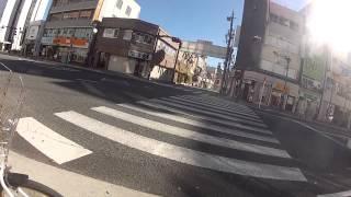 Kumagaya Japan  city photos gallery : A bike from from Hakoda to Akebonocho in Kumagaya, Japan