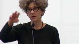Scholarly Communication Lecture Series- Johanna Drucker