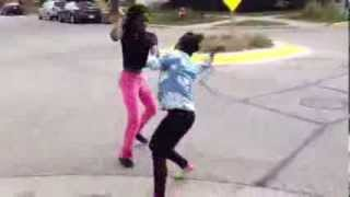 Deavion and Romell and anasia and senceir fight
