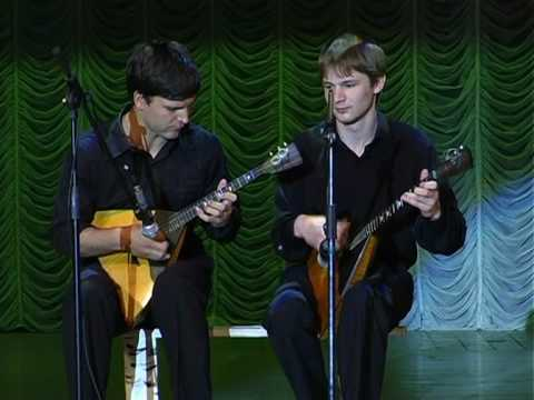 Mikhail Barsukov & Ivan Vinogradov
