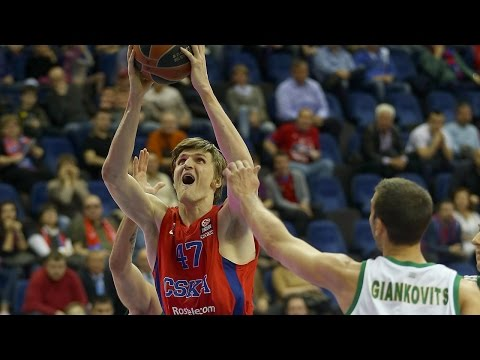Highlights: Playoffs Game 1 vs. CSKA Moscow