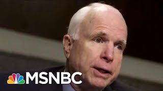 Long-serving Sen. John McCain, R-Ariz., has been diagnosed with brain cancer, which was found during a surgery to remove a blood clot above his eye.
