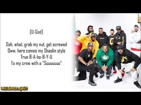 Wu-Tang Clan - Protect Ya Neck (Lyrics)