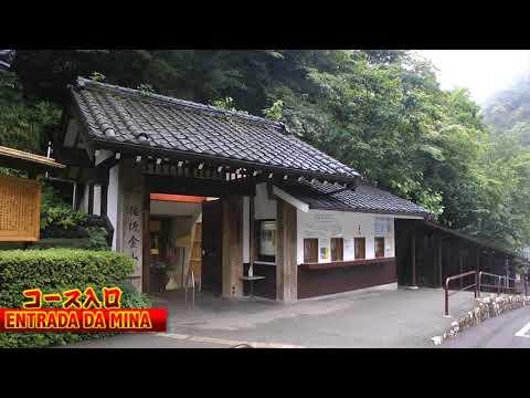 Provincia de Niigata- Sado a Fantástica Mina de Ouro