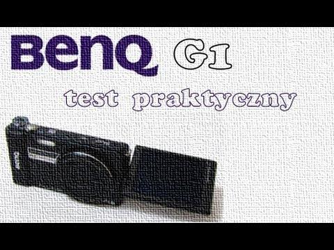 Benq G1 test praktyczny i recenzja + Marley