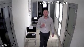 Видео. Тест записи купольной HDCVI видеокамеры 1Mp HAC-HDW1100SP