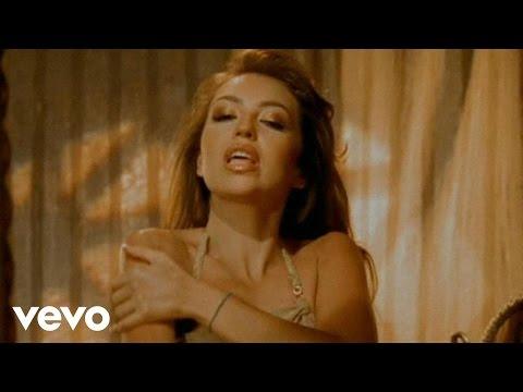 Tekst piosenki Thalia - Reencarnación po polsku