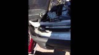 4. Yamaha Rattle engine noise rx-1