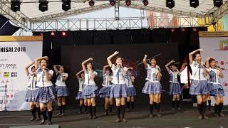 Video JKT48 - Part 2 @. Ennichisai 2018 MP3, 3GP, MP4, WEBM, AVI, FLV Oktober 2018