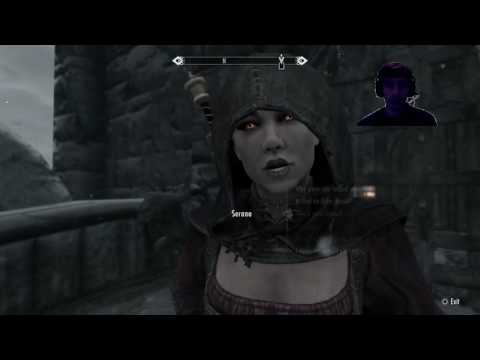 How To Get Into Vampire Castle Skyrim Ps4 (glitch Fix)