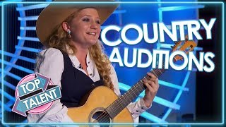Video INCREDIBLE COUNTRY AUDITIONS on American Idol 2018! | Top Talent MP3, 3GP, MP4, WEBM, AVI, FLV Desember 2018