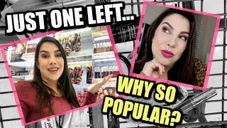 BUYING & APPLYING My Local Walmart's MOST PICKED-OVER MAKEUP by Beauty Broadcast