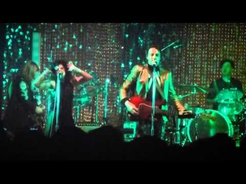 Haiti, The Reflektors Arcade Fire, Camden Roundhouse, 12th Nov 2013