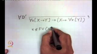 Mod-01 Lec-22 First - Order Theories