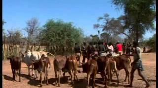 Global Vision Africa  Äthiopien :Hamar Fest - Bullenspringen