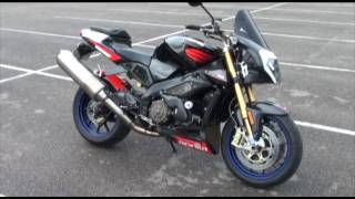 5. Aprilia RSV Tuono R Factory Stock No: 56657