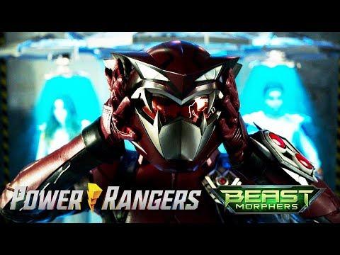 Beast Morphers Recap   Power Rangers Official