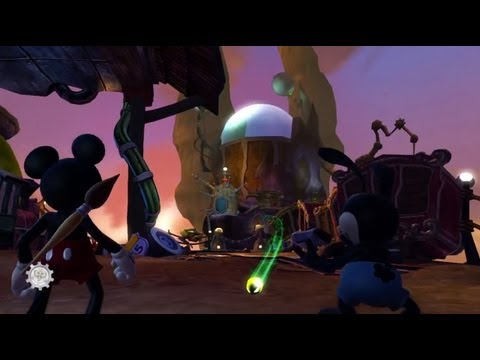 Epic Mickey 2 Gets Power of Music Video