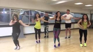 Zumba with TeamYO is like no other | 17k views on YouTube!