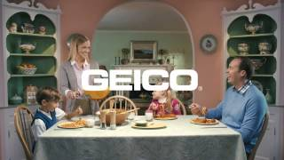 Geico - Unskippable Family 16 sec.