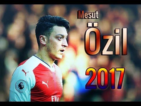 Mesut Özil | Incredible Skills & Assists & Goals 2016/17
